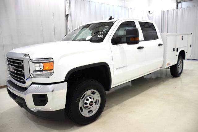 2018 Sierra 2500 Crew Cab 4x2,  Knapheide Service Body #83983 - photo 5