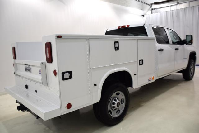 2018 Sierra 2500 Crew Cab 4x2,  Knapheide Service Body #83983 - photo 2