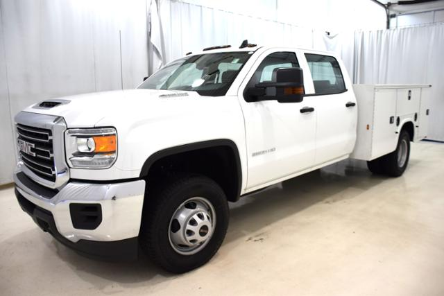 2018 Sierra 3500 Crew Cab DRW 4x2,  Knapheide Service Body #84025 - photo 5