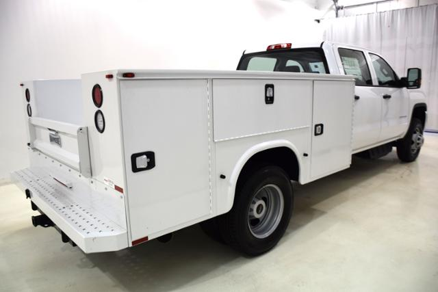 2018 Sierra 3500 Crew Cab DRW 4x2,  Knapheide Service Body #84025 - photo 2