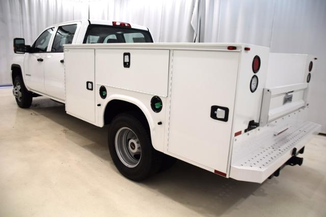 2018 Sierra 3500 Crew Cab DRW 4x2,  Knapheide Service Body #84025 - photo 8