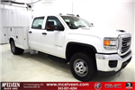 2018 Sierra 3500 Crew Cab DRW 4x2,  Knapheide Service Body #84025 - photo 1