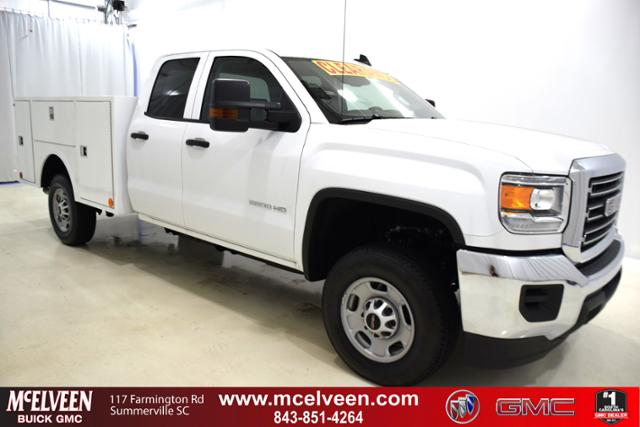 2018 Sierra 2500 Extended Cab 4x2,  Service Body #84136 - photo 1