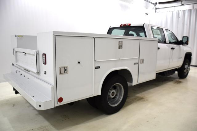 2018 Sierra 3500 Crew Cab DRW 4x4,  Reading Service Body #84178 - photo 2