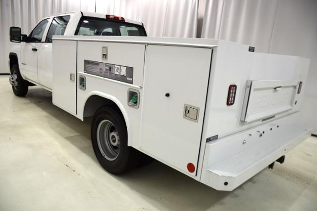 2018 Sierra 3500 Crew Cab DRW 4x4,  Reading Service Body #84178 - photo 9