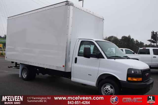 2019 Savana 3500 4x2,  J&B Truck Body Cutaway Van #93228 - photo 1