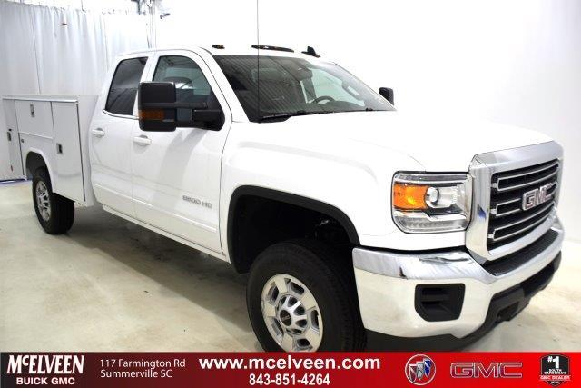 2019 Sierra 2500 Extended Cab 4x2,  Reading SL Service Body #93352 - photo 1
