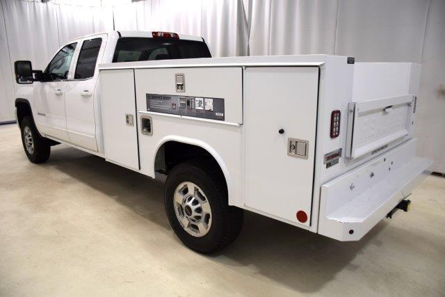 2019 Sierra 2500 Extended Cab 4x2,  Reading SL Service Body #93352 - photo 10