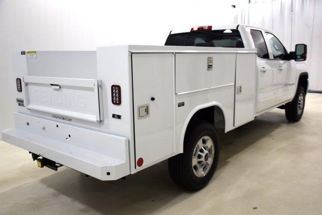 2019 Sierra 2500 Extended Cab 4x2,  Reading SL Service Body #93352 - photo 2