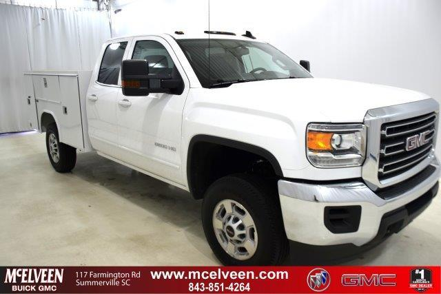 2019 Sierra 2500 Extended Cab 4x2,  Reading Service Body #93355 - photo 1