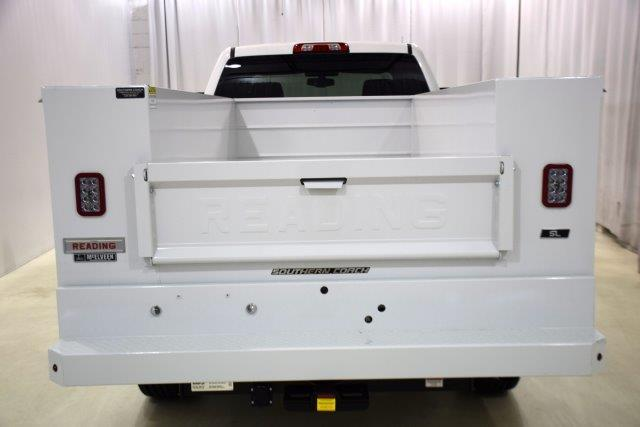 2019 Sierra 2500 Extended Cab 4x2,  Reading SL Service Body #93362 - photo 10