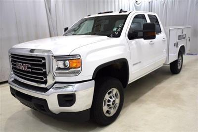 2019 Sierra 2500 Extended Cab 4x2,  Reading SL Service Body #93362 - photo 8