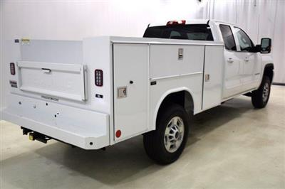 2019 Sierra 2500 Extended Cab 4x2,  Reading SL Service Body #93362 - photo 2