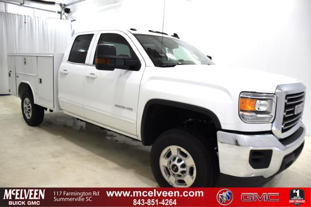 2019 Sierra 2500 Extended Cab 4x2,  Reading Service Body #93372 - photo 1