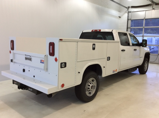 2019 Sierra 2500 Crew Cab 4x4,  Knapheide Service Body #93403 - photo 2