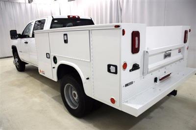 2019 Sierra 3500 Crew Cab 4x4,  Knapheide Service Body #93465 - photo 11