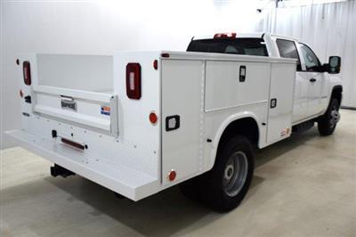 2019 Sierra 3500 Crew Cab 4x4,  Knapheide Service Body #93465 - photo 2