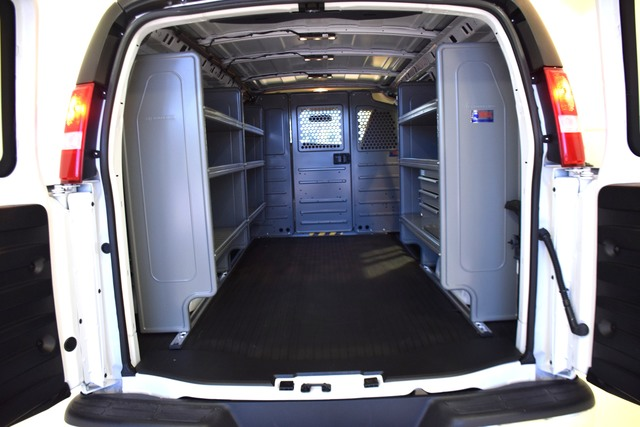 2019 Savana 2500 4x2,  Upfitted Cargo Van #93689 - photo 1