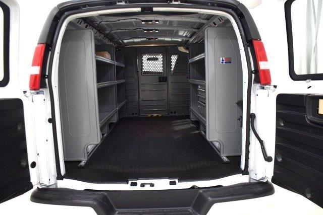 2019 Savana 2500 4x2,  Adrian Steel Upfitted Cargo Van #93699 - photo 1