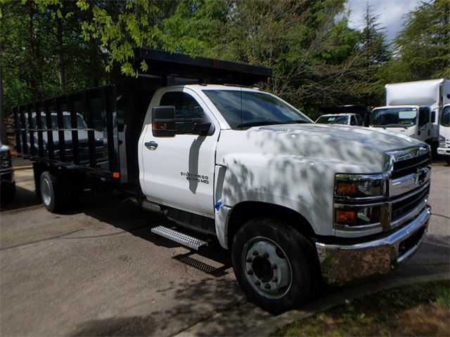 2019 Chevrolet Silverado 6500 Regular Cab DRW 4x2, PJ's Landscape Dump #13590 - photo 1