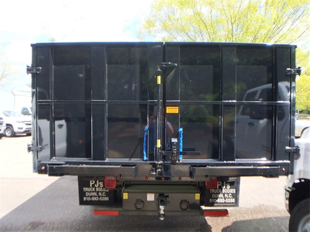 2019 Chevrolet Silverado 6500 Regular Cab DRW 4x2, PJ's Landscape Dump #13590 - photo 1