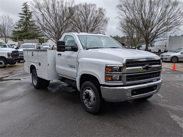 2019 Chevrolet Silverado 4500 Regular Cab DRW 4x2, Knapheide Steel Service Body #13747 - photo 1