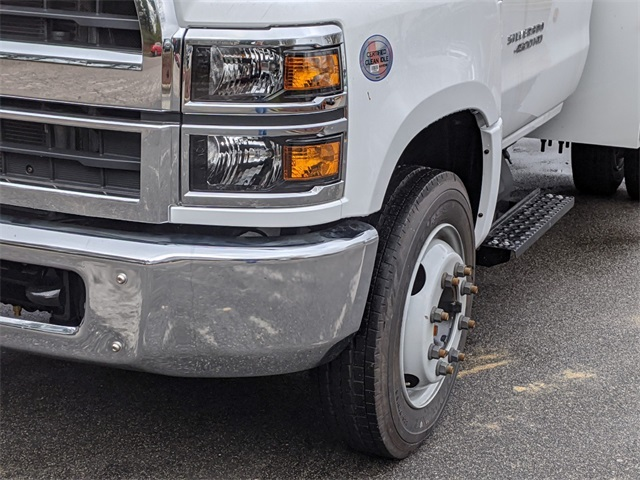 2019 Chevrolet Silverado 4500 Regular Cab DRW 4x2, Knapheide Steel Service Body #13747 - photo 10