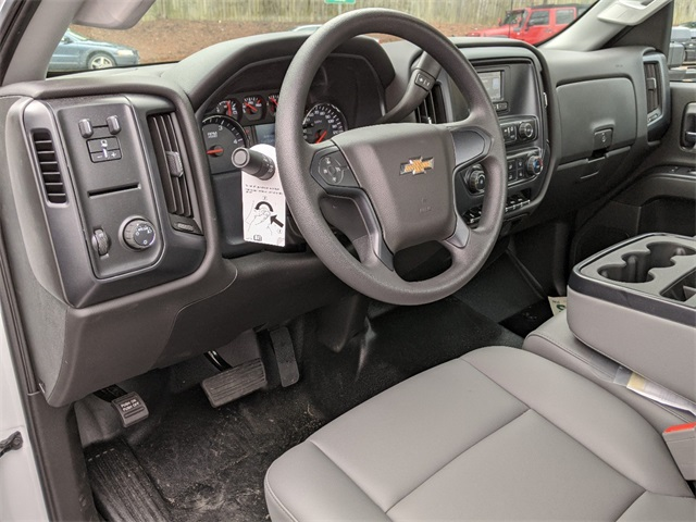 2019 Chevrolet Silverado 4500 Regular Cab DRW 4x2, Knapheide Steel Service Body #13747 - photo 12