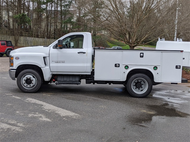 2019 Chevrolet Silverado 4500 Regular Cab DRW 4x2, Knapheide Steel Service Body #13747 - photo 7