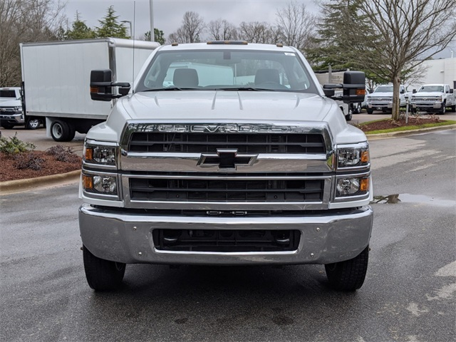 2019 Chevrolet Silverado 4500 Regular Cab DRW 4x2, Knapheide Steel Service Body #13747 - photo 9