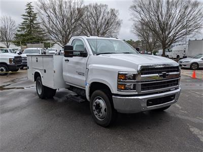 2019 Chevrolet Silverado 4500 Regular Cab DRW 4x2, Knapheide Steel Service Body #13747 - photo 3