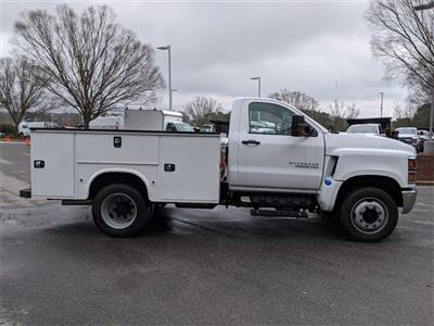 2019 Chevrolet Silverado 4500 Regular Cab DRW 4x2, Knapheide Steel Service Body #13747 - photo 4