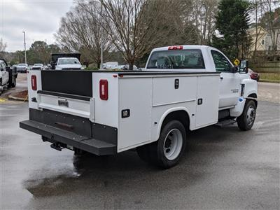 2019 Chevrolet Silverado 4500 Regular Cab DRW 4x2, Knapheide Steel Service Body #13747 - photo 2