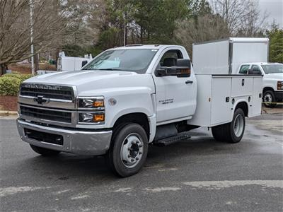 2019 Chevrolet Silverado 4500 Regular Cab DRW 4x2, Knapheide Steel Service Body #13747 - photo 8