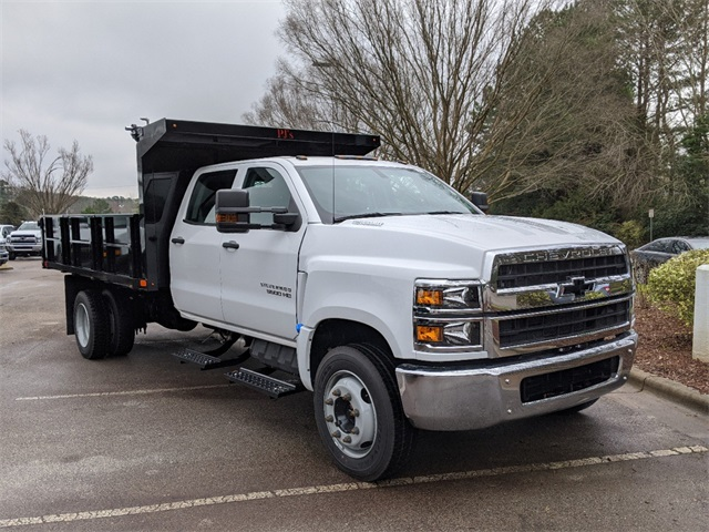 2019 Chevrolet Silverado 4500 Crew Cab DRW 4x2, PJ's Dump Body #13816 - photo 1