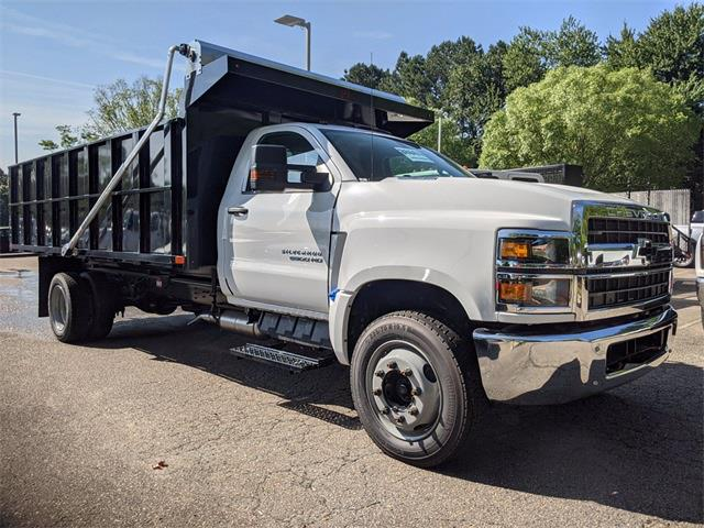 2020 Chevrolet Silverado 6500 Regular Cab DRW 4x2, PJ's Landscape Dump #15199 - photo 1