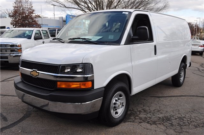 Sir Walter Raleigh Chevy New 2017 Chevrolet Express 2500 Cargo Van | For Sale in Raleigh, NC