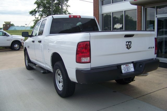 2018 Ram 1500 Quad Cab 4x4,  Pickup #DZ8035 - photo 2