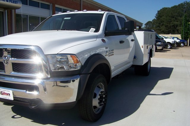 2018 Ram 5500 Crew Cab DRW 4x4,  Knapheide Service Body #DZ8044 - photo 3