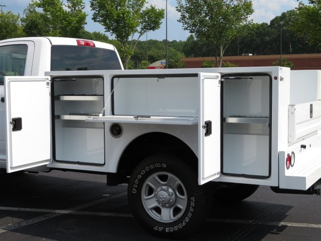 2018 Ram 2500 Regular Cab 4x4,  Warner Service Body #DZ8060 - photo 18