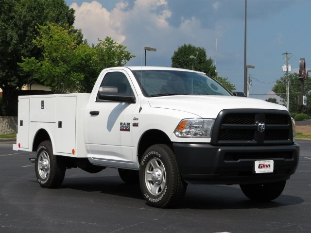 2018 Ram 2500 Regular Cab 4x4,  Warner Service Body #DZ8060 - photo 3