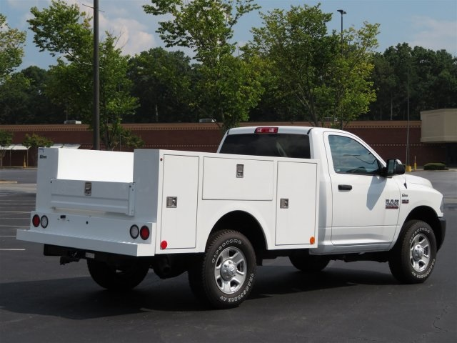 2018 Ram 2500 Regular Cab 4x4,  Warner Service Body #DZ8060 - photo 5