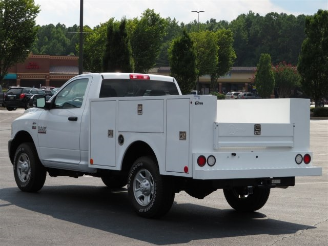 2018 Ram 2500 Regular Cab 4x4,  Warner Service Body #DZ8060 - photo 7