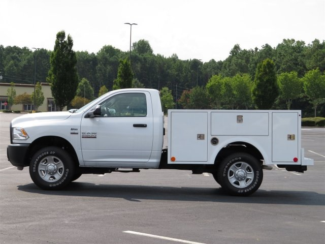 2018 Ram 2500 Regular Cab 4x4,  Warner Service Body #DZ8060 - photo 8