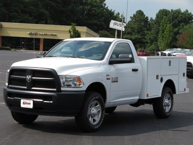 2018 Ram 2500 Regular Cab 4x4,  Warner Service Body #DZ8060 - photo 9