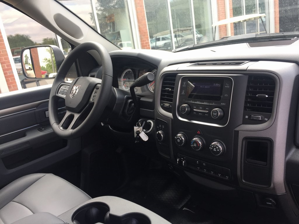 2018 Ram 2500 Regular Cab 4x4,  Warner Service Body #DZ8061 - photo 14