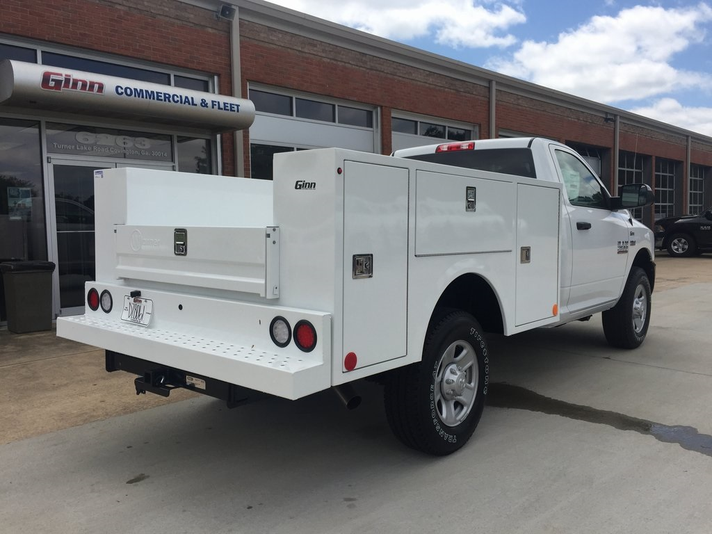 2018 Ram 2500 Regular Cab 4x4,  Warner Service Body #DZ8061 - photo 2