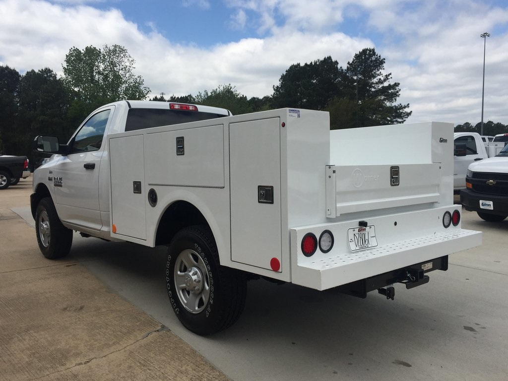 2018 Ram 2500 Regular Cab 4x4,  Warner Service Body #DZ8061 - photo 4