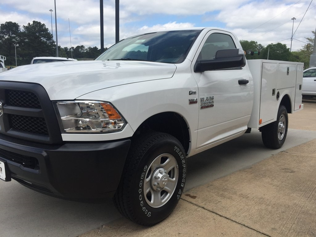 2018 Ram 2500 Regular Cab 4x4,  Warner Service Body #DZ8061 - photo 6