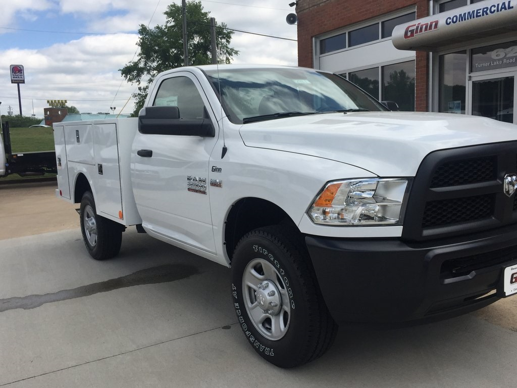 2018 Ram 2500 Regular Cab 4x4,  Warner Service Body #DZ8061 - photo 8